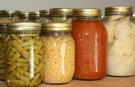 Canning Safety: Home canning is an excellent way to preserve garden produce and share it with family and friends, but it can be risky or even deadly if not done correctly and safely.