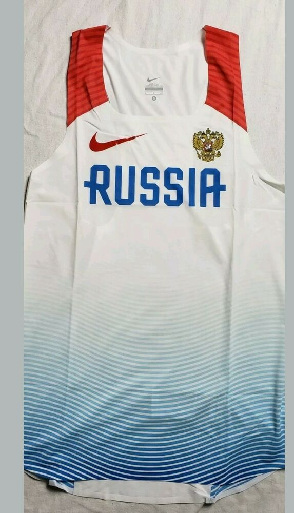 defc10933d492 Nike Pro Elite Singlet Russia Olympic Mens Small Track and Field Rare  #fashion #clothing #shoes #accessories #mensclothing #othermensclothing  (ebay link)
