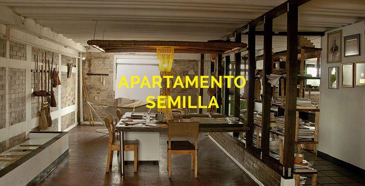 HOY ES EL DÍA :: Apartamento Semilla, diseño sostenible en el día a día