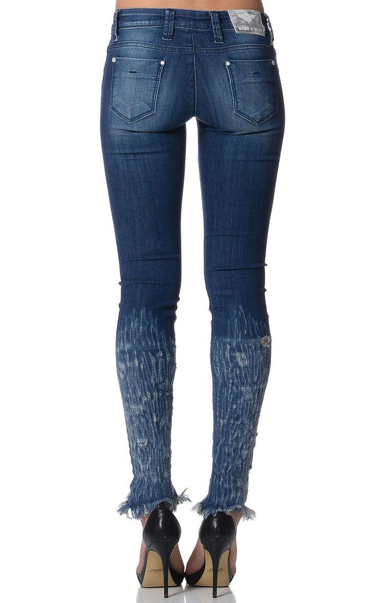 Cipo Baxx Womens Jeans CBW534 - CIPO & BAXX - AUSTRALIA