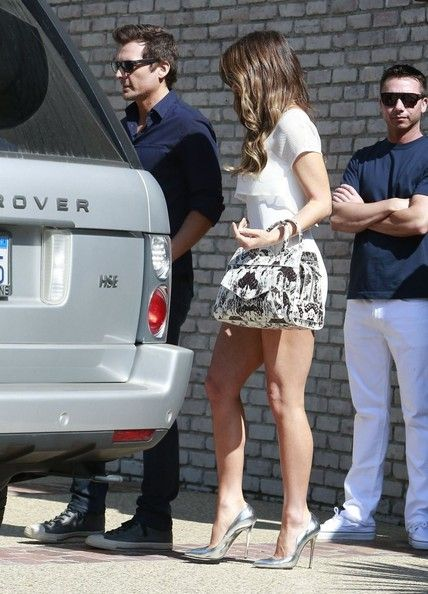 Kate Beckinsale Photos Photos - Celebrities attending Joel Silver's Annual Memorial Day Party at his home in Malibu, California on May 26, 2014. <br /> <br /> Pictured: Len Wiseman, Kate Beckinsale - Stars Attend Joel Silver's Annual Memorial Day Party