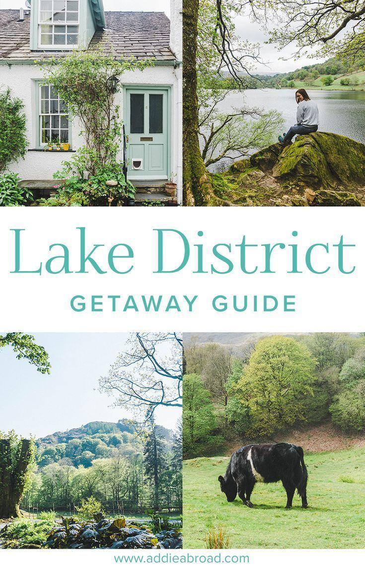 The Perfect 4 Day Romantic Lake District Break England Travel United Kingdom Travel Lake District
