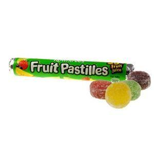 Fruit pastilles..