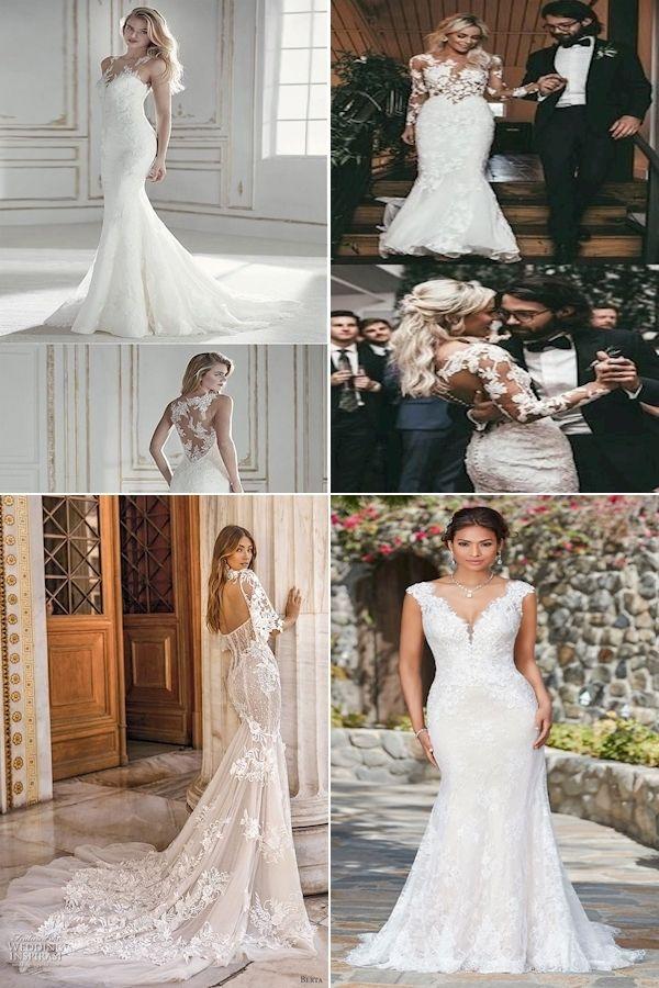 Wedding dress sequin, Wedding dresses
