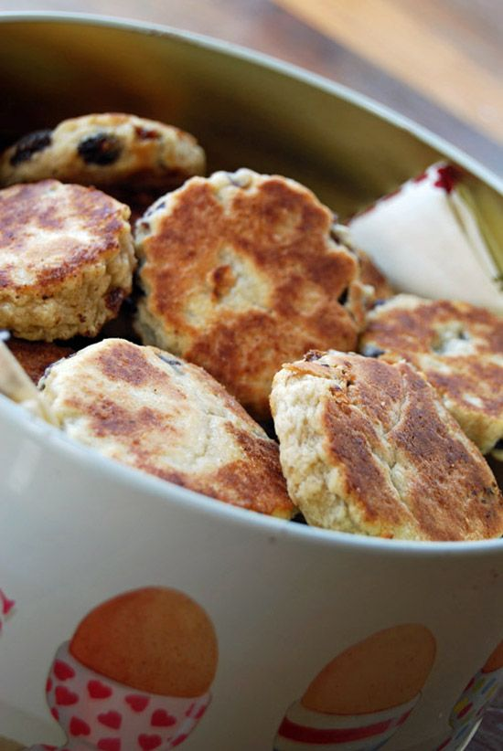 Welsh Cakes for St David's Day!