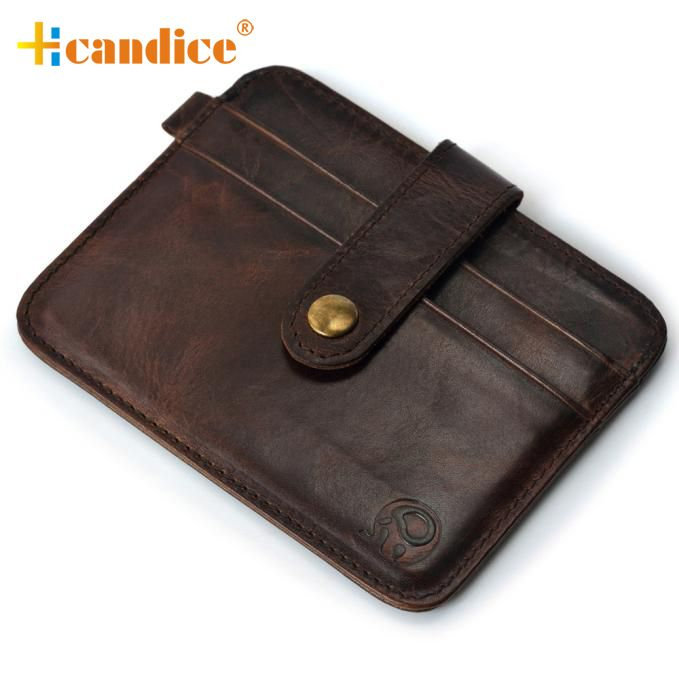 Splendid Hot selling pu leather Slim Credit Card Holder Mini Wallet ID Case Purse Bag Pouch  -- Clicking on the VISIT button will lead you to find similar product
