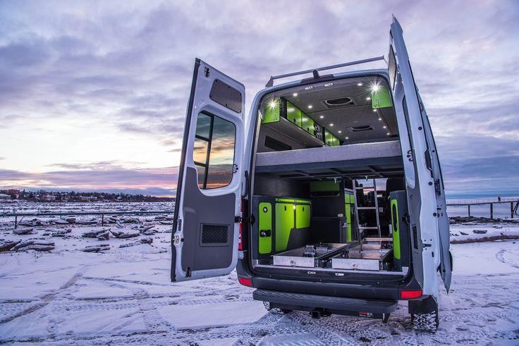 Alaska Camper Van Conversions    Gallery
