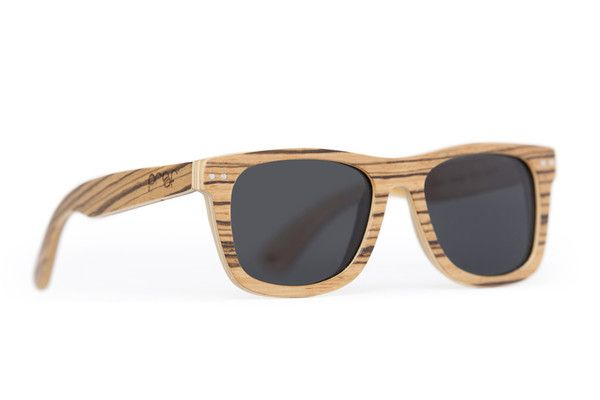 Handmade from sustainably sourced wood CR39 lens / 100 UVA-UVB protection Stainless steel spring loaded hinges Water-resistant Quote Inside: Don't Forget Your R