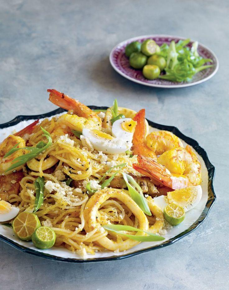Pancit palabok | 7000 Islands cookbook