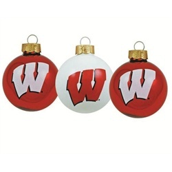 17 best images about wisconsin badger ornament on for Badger christmas decoration