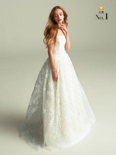 ノバレーゼ(NOVARESE) 銀座 花嫁たちから絶大な人気を誇る「キャロリーナ・ヘレラ」