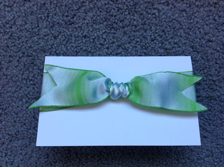 A simple bow