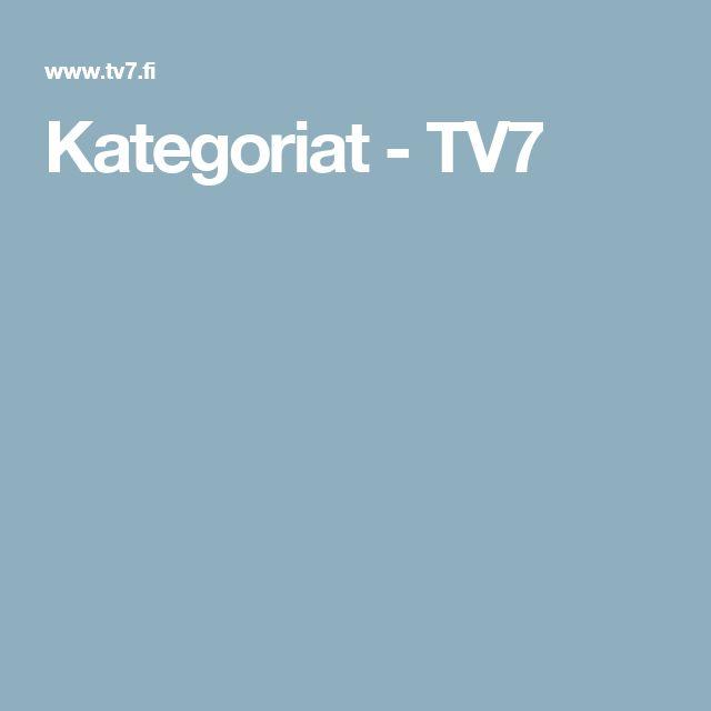 Kategoriat - TV7