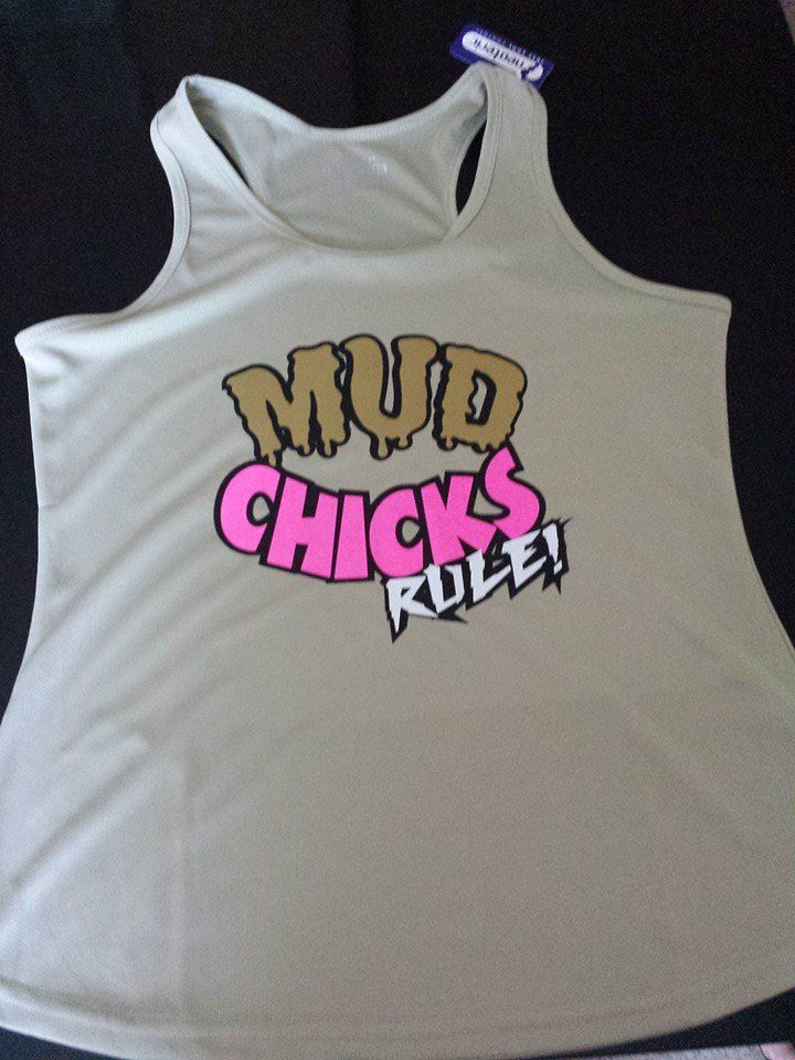 Sports, mud running vests