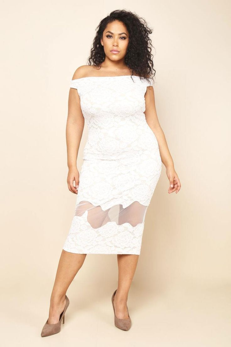 1619 best Curvy and Plus Size Fashion For Women images on Pinterest
