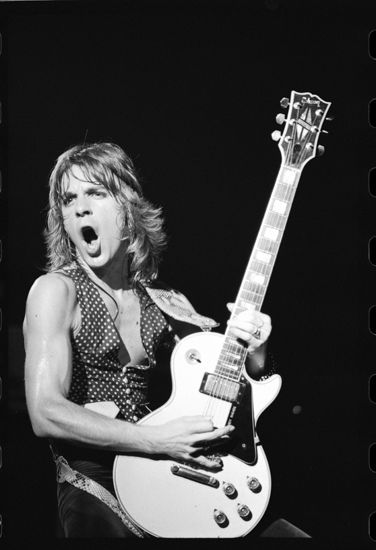 Randy Rhoads - of Ozzy Osbourne and Quiet Riot