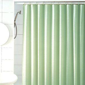 Sage Green Shower Curtain Liner
