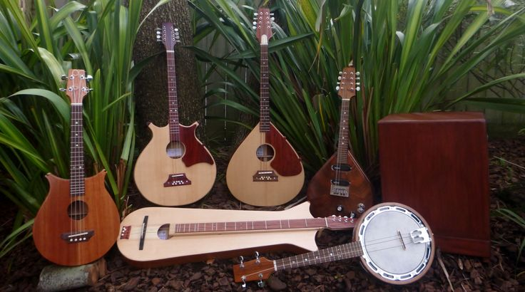 Cover shot for the Barebones Folk Instruments website and Facebook pages.