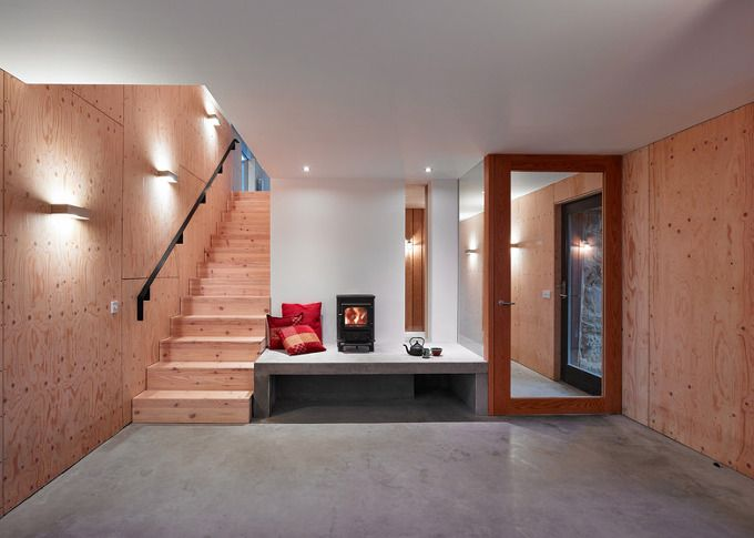 Scottish Holiday Home By WT Architecture Masquerades As An Old Stone Mill