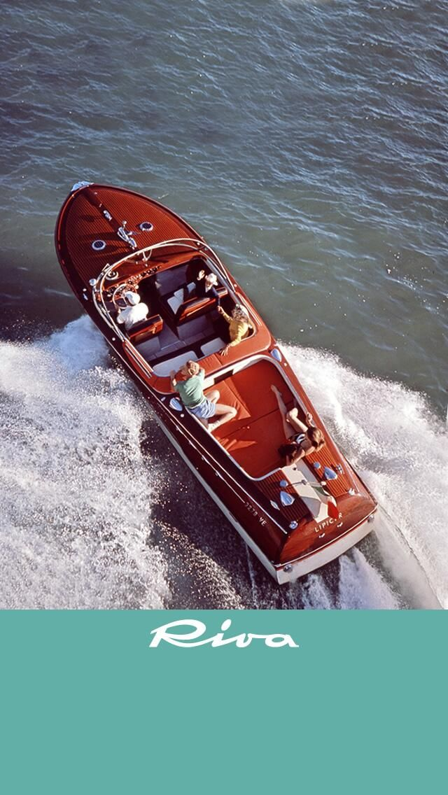 Riva Aquarama -- AJ MacDonald - Yacht Broker - ajmacdonald@camperandnicholsons.com