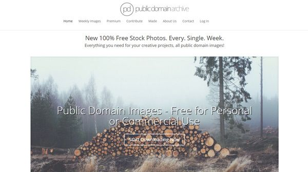 hongkiat.com » 20 Websites To Find Free High-Quality Images