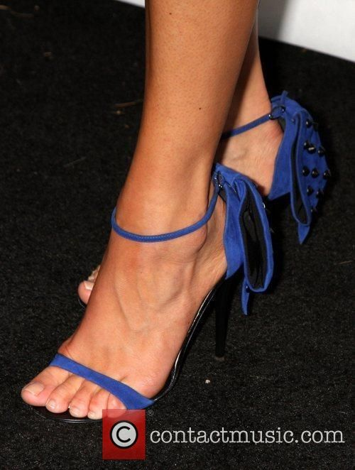 Danneel Harris shoes