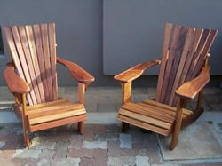 Kiaati deck chairs R1799.00 EACH and 2999.00 for a double, please contact 0788385826