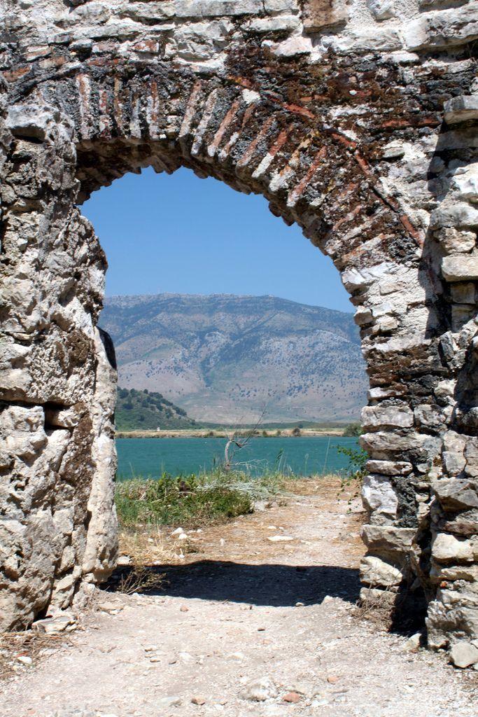 Butrint - Albania. UNESCO World Heritage Site