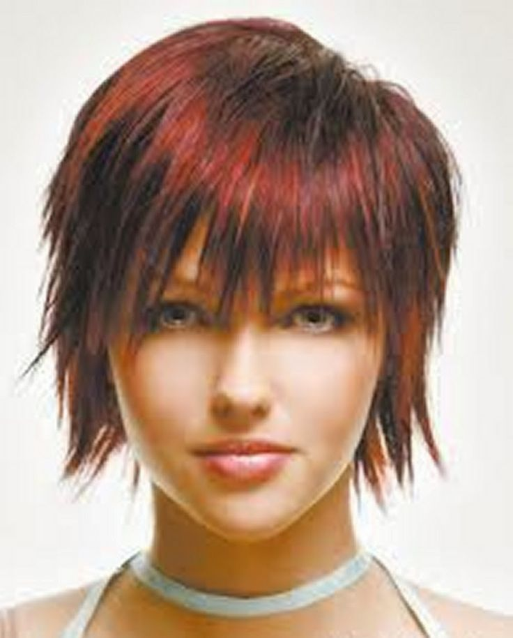 haircuts styles best 25 medium choppy hairstyles ideas on 4607