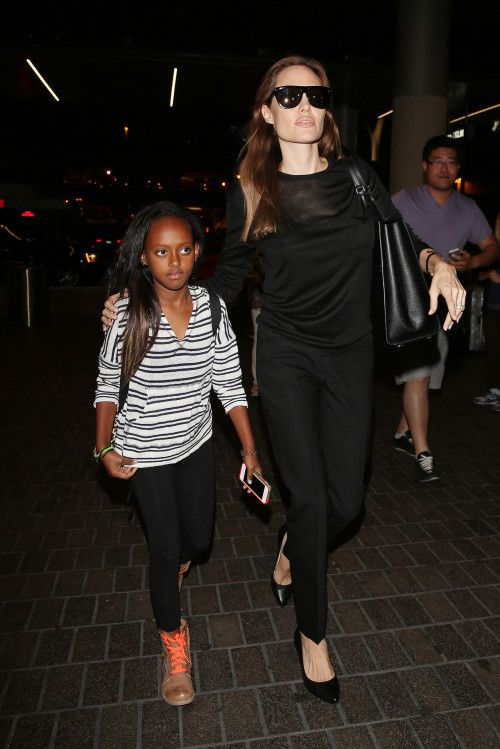 197 best images about ... Angelina Jolie Kids Zahara