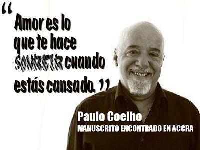 Grandes verdades. Sabias palabras. @Paulo Fernandes Coelho, gracias por tu Sabiduría. | #Sabiduría #Amor #PauloCoelho #Felicidad www.comunidadcoelho.com