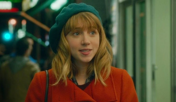 The Other Dani - Fashion Inspiration: Zoe Kazan in The F Word