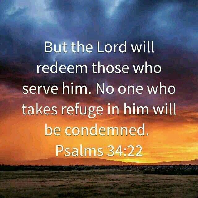 Psalms 34:22