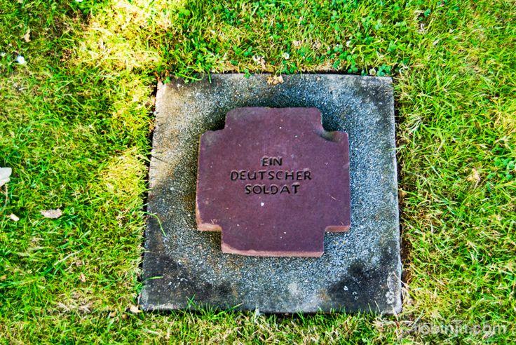 Cementerio Alemán de La Cambe, Normandía