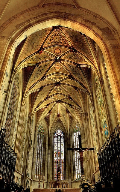 St Martin's Cathedral, Slovakia (I have been here)