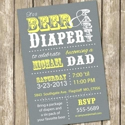 image regarding Free Printable Diaper Party Invitations named Pin upon occasion invites
