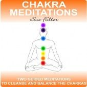 Chakra Meditations two guided meditations to help balance and cleanse the chakras.