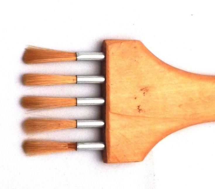 Spalter à mèches - Spalters - Pinceaux - Au sanglier de Russie - Brosserie - brosses et pinceaux sur Bordeaux