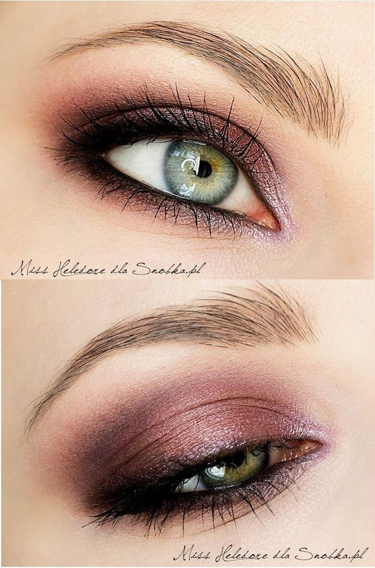Smokey Eyeshadow Tutorial: 17 Best Images About Make Up On Pinterest