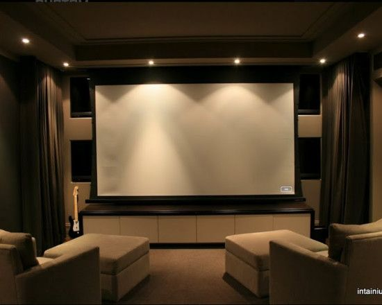 Best 25 home theater design ideas on pinterest theater for Basement home theater plans