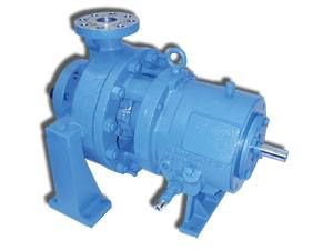 We supply high temperature centrifugal pumps.