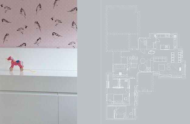 house 200m2 design by Kreacja Przestrzeni/ dom 200m2 projekt Kreacja Przestrzeni/ Poznań Poland