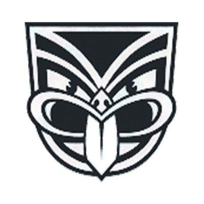 how to draw a warrios logo nrl