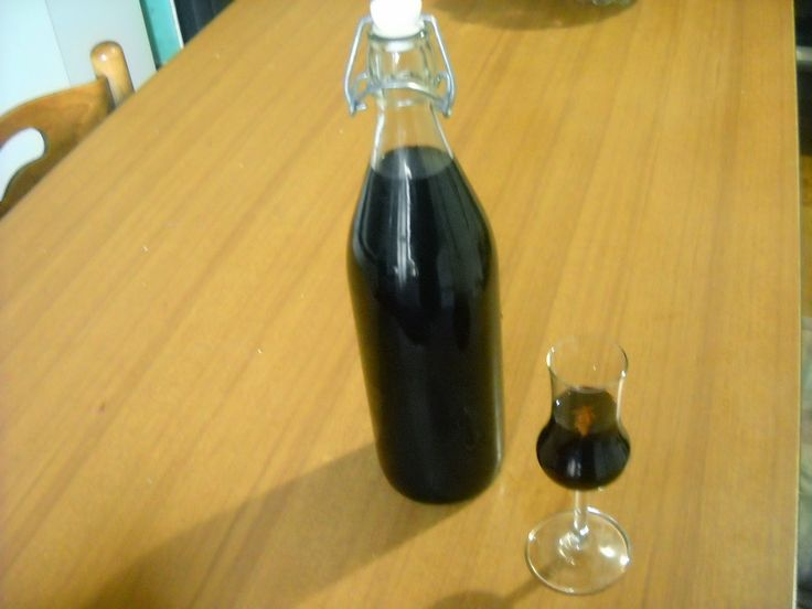liquore di more