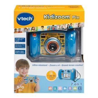 Appareil photo 7 en 1 Kidizoom Pix Vtech Bleu_3