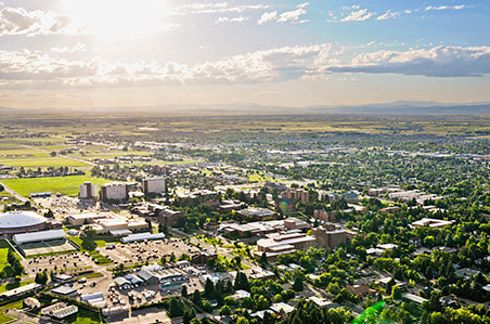 Montana State University, Bozeman | The 27 Most Underrated Colleges In America