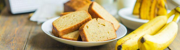 Банановый хлеб из Шанхая - Вкусные рецепты