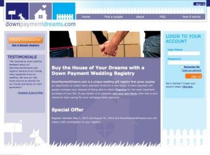 10 Unique Wedding Registry Ideas