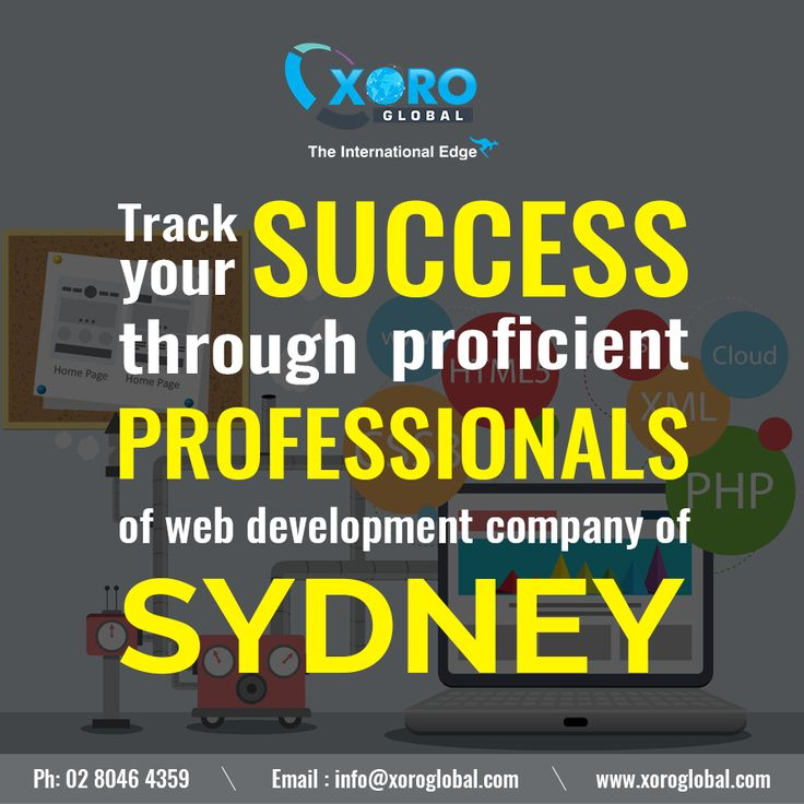 Rely us for the #technology-driven #business #solutions to stay a step ahead from rivals. Our #proficient #team know emerging trends very well and are capable enough to #develop engaging #website to uplift your business in Australia.  Ph.No.: 02 8046 4357 #XoroGlobal #website #Australia #Designing #Webdev #Webdesign #Sydney #Wahroonga #development