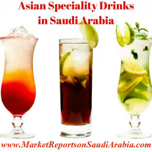 Asian #SpecialityDrinks in #SaudiArabia